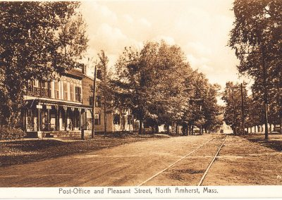 north amherst post office