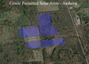 Solar Opportunities | W D  Cowls, Inc  Land Company | North