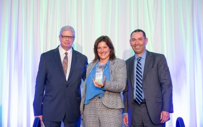 Cinda Jones Wins BusinessWest's Continued Excellence Award